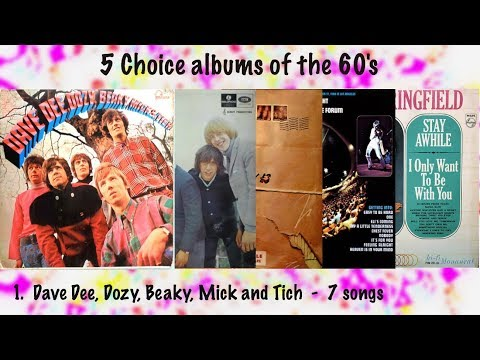 OutstandIng Albums of the 60s   Dave Dee, Dozy, Beaky, Mick and Tich  1966