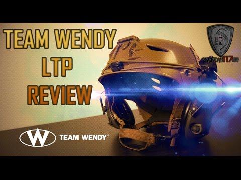 TEAM WENDY LTP HELMET REVIEW