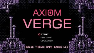 Axiom Verge / Environmental Station Alpha Comparison