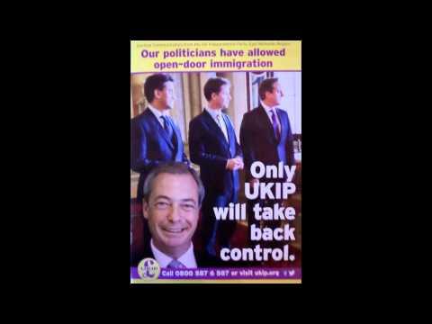European Elections 2014 England East Midlands