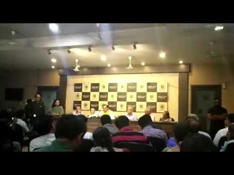 BJP vice president threatens filmmaker, authors in press conference