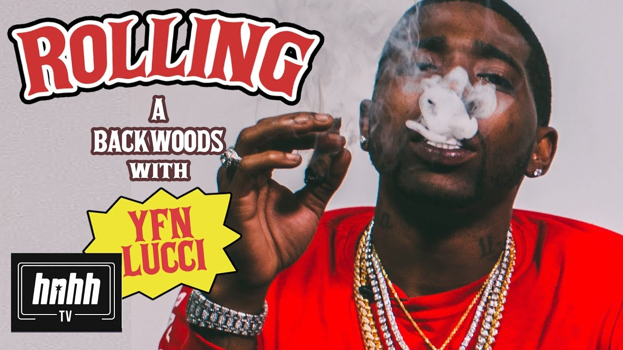 How to Roll a Backwoods with YFN Lucci (HNHH)