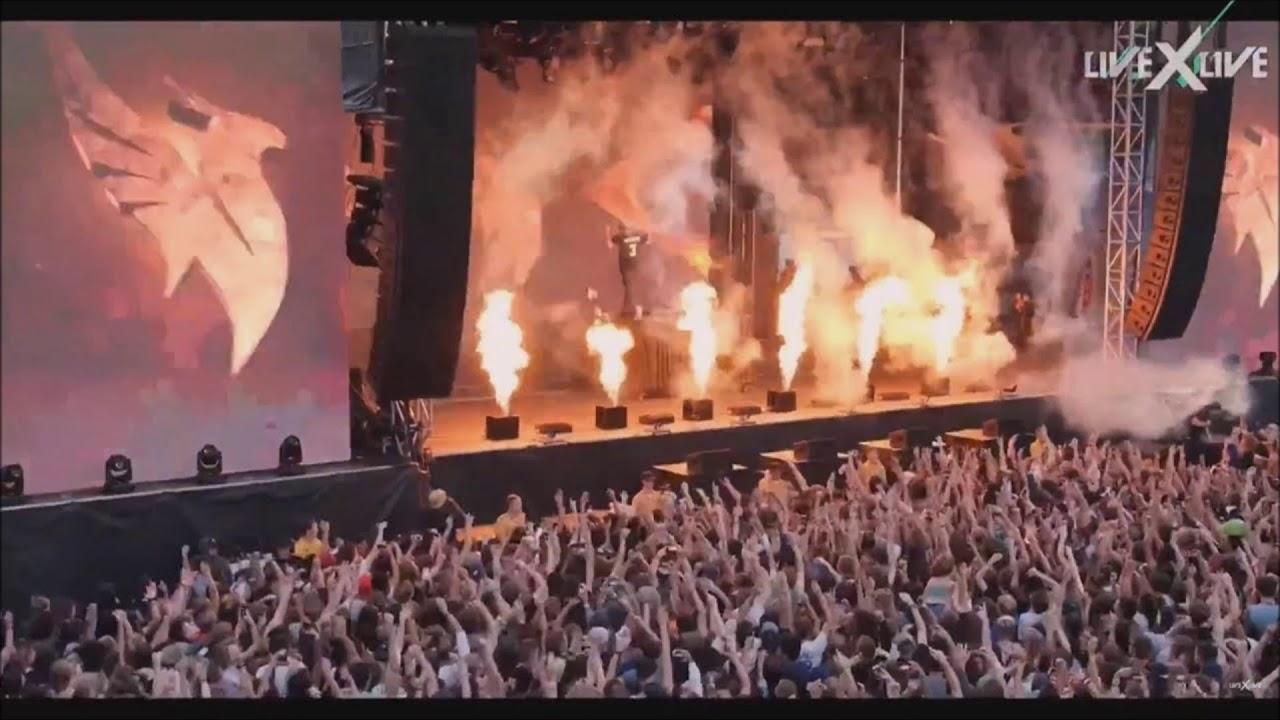 Illenium - Leaving x Sound of Walking Away [Live @ BUMBERSHOOT 2018] [ID  Edit]