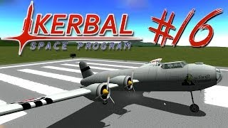 Repeat youtube video KERBAL SPACE PROGRAM 16 | LAND SPEED RECORD + FIRESPITTER