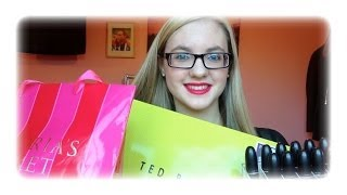 What I Got For Christmas 2013! MAC, Ted Baker, Soap and Glory + more
