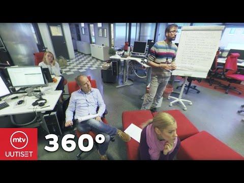Uutisten aamukokous 360° | MTV Uutiset | MTV3