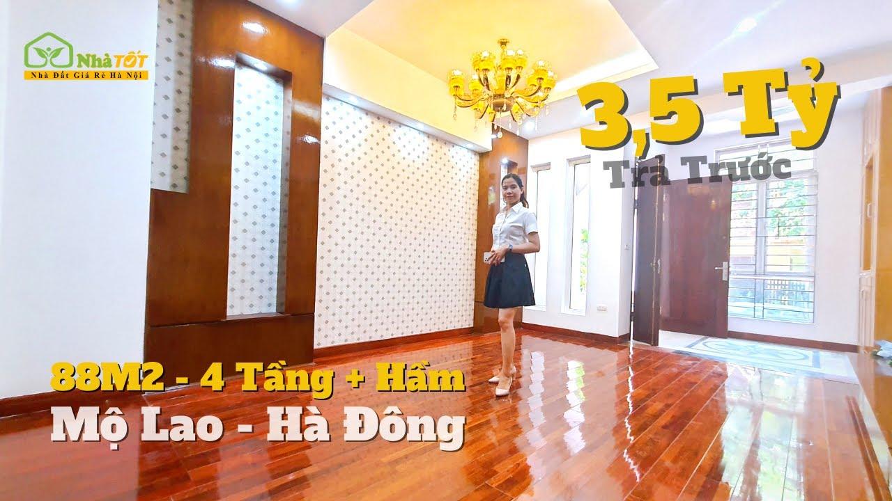 image Nhà Đẹp Liền Kề 88M2 Bắc Hà, Mộ Lao, Hà Đông, 4 Tầng Và 1 Hầm | nhà TỐT