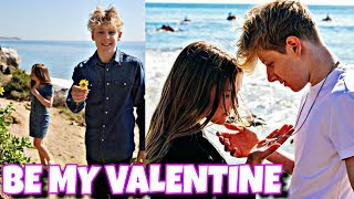 LEV asks Piper Rockelle to be his VALENTINE *CUTE* 💋💖👗