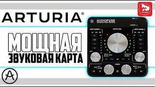 Arturia Audiofuse - профессиональный аудиоинтерфейс (звуковая карта)