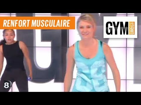 Raffermir son buste - Renfort musculaire 53 - YouTube