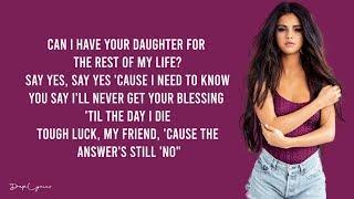 Download Video Selena Gomez - Rude (Lyrics) 🎵 MP3 3GP MP4