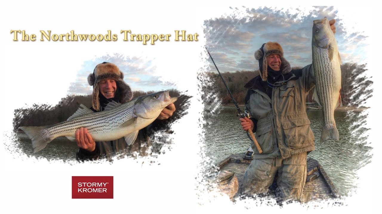 Stormy Kromer Northwoods Trapper Hat featuring Brad Wiegmann - YouTube 7dc1ace87dd