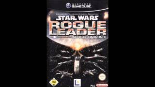 Star Wars Rogue Squadron II Soundtrack - Support for Crix Madine