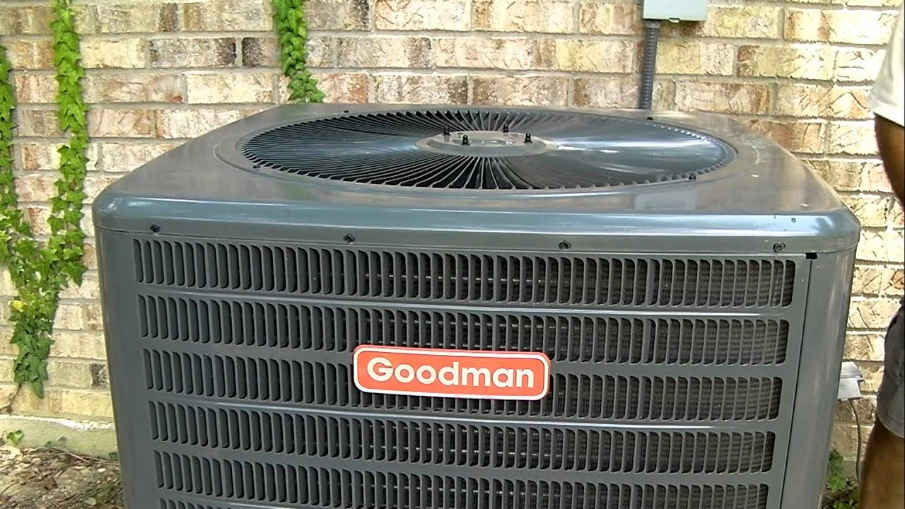 goodman ac unit. goodman ac unit t