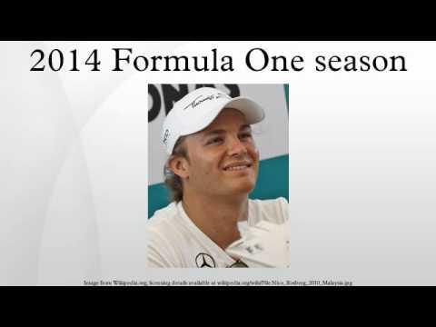 2014 Formula One season