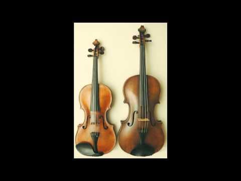 J. Halvorsen - Passacaglia for Violin and Viola