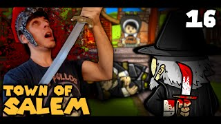 The Executioner Strikes Back! (The Derp Crew: Town of Salem - Part 16)