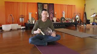 Quick Recentering Meditation at Studio Be with Doug Parvin