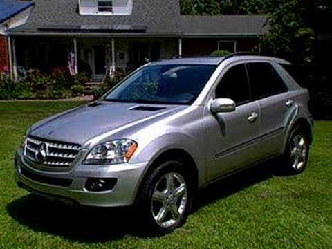 2006 mercedes benz ml500 promotional video youtube. Black Bedroom Furniture Sets. Home Design Ideas