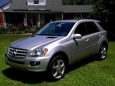 ml 500 v8 2006
