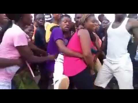 Atopa dance festival in Ghana