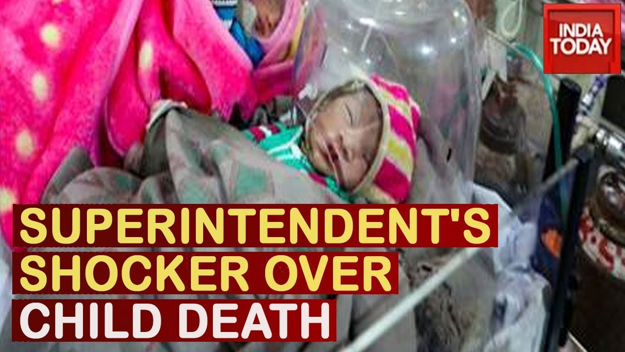 Kota Hospital Superintendent's Shocker Over Child Death, Says Child Deaths A Continuous