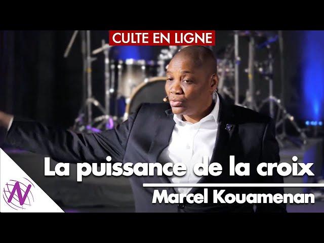 Le puissance de la croix - avec Marcel Kouamenan - Eglise Novation / Agen