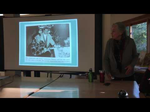 Tales of Psilocybe mushroom cultivation in California, 1975. Presented by Kathleen Harrison  Pt.1