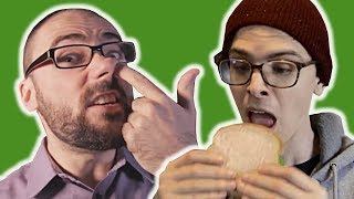 iDubbbz and Vsauce crossover episode