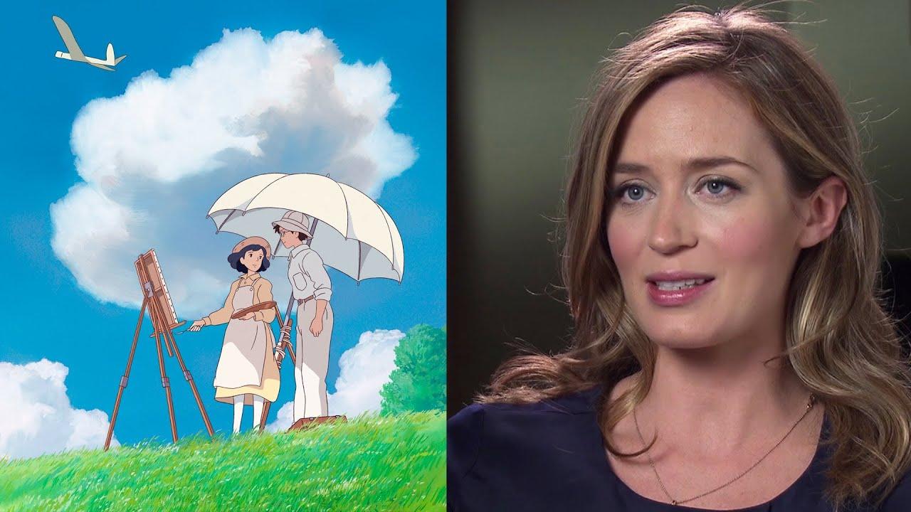 The Wind Rises English Voice Cast On Hayao Miyazaki