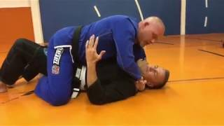 Front Choke from Low Mount Position