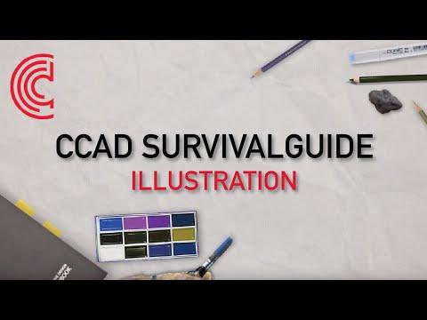 CCAD Survival Guide: Illustration