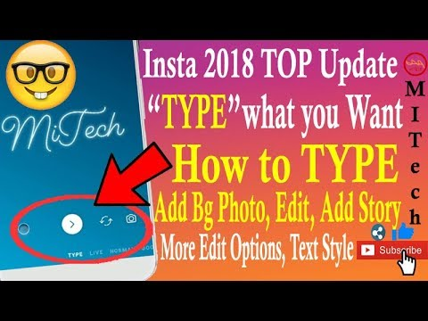 how to change font style in instagram story