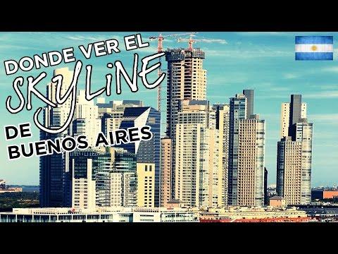 Rascacielos de Buenos Aires - Las mejores vistas