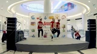 Шоу-балет Active Style - ХИП-ХОП ШОУ - ТЦ Ривьера