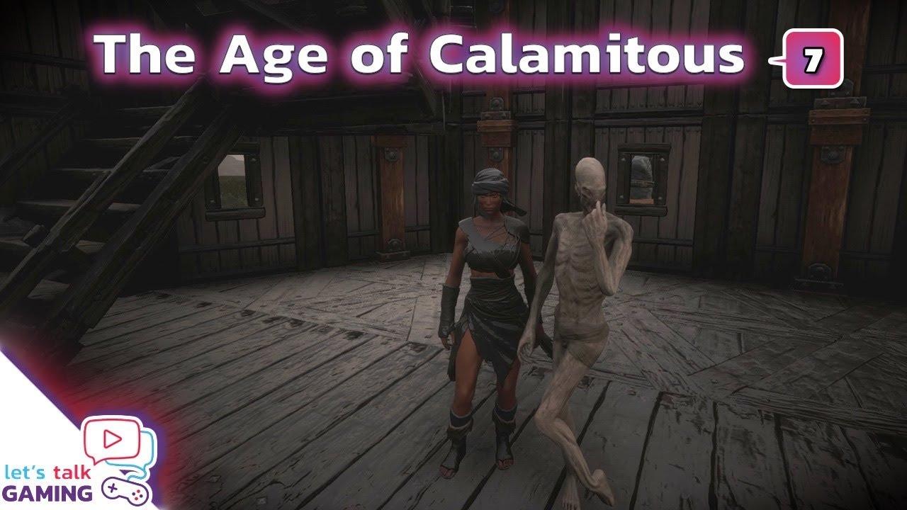 Conan Exiles - Age of Calamitous - Sir Lanis Brunhild - S5E07