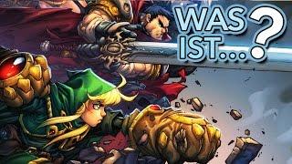 Was ist... Battle Chasers: Nightwar? - Final Fantasy trifft Darksiders