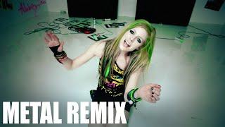 Avril Lavigne - Smile - Metal Remix