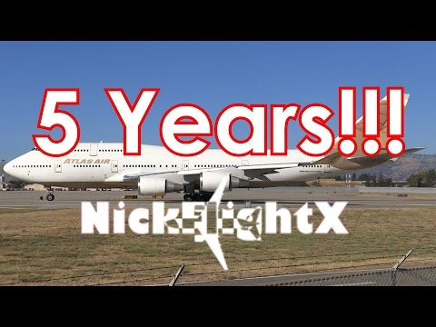 Download HD 5 Years of NickFlightX!!! Thanks You All!!!