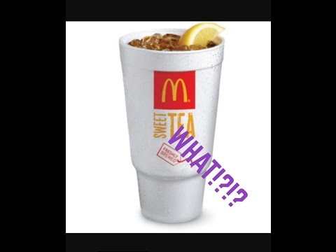 How To Make Mcdonalds Sweet Tea