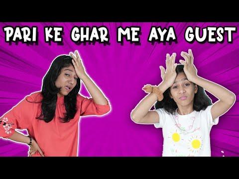Omg Ye Kon Aaya Pari Ke Ghar |Funny Story | Paris Lifestyle