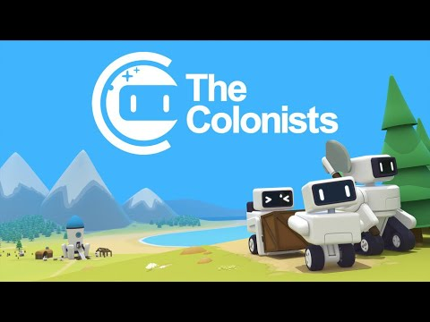 The Colonists Console Edition Trailer   The Colonists Is out now on Xbox, PlayStation, and Switch!