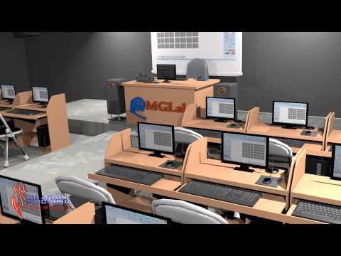 Laboratorium Bahasa tipe Base Software Wireless