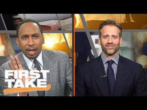 Stephen A. calls out Max for losing faith in Yankees   First Take   ESPN