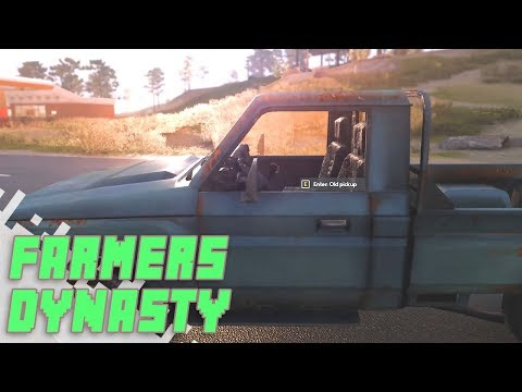 FARMER'S DYNASTY  Grand Theft Auto?! Gameplay