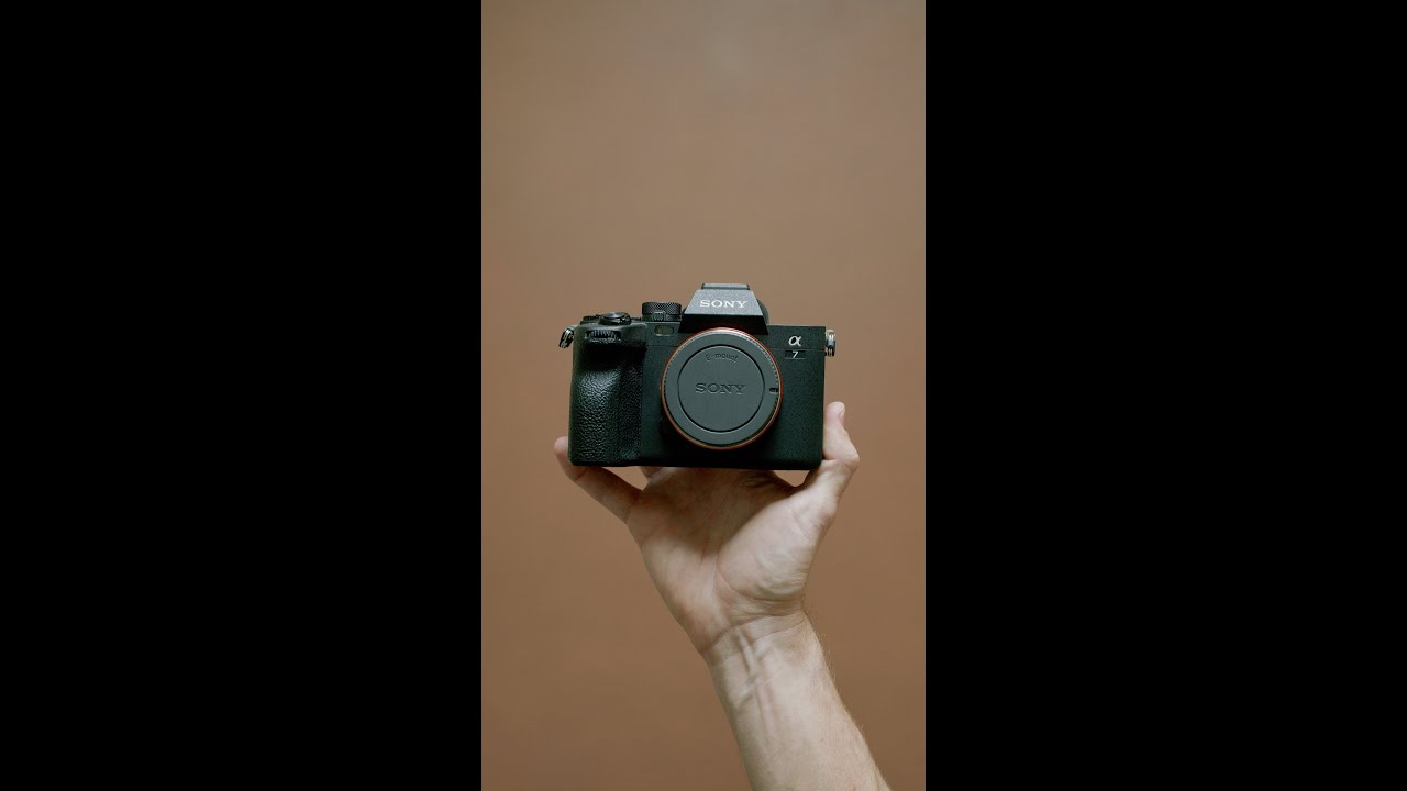 Sony's On A Roll - a7 IV #shorts