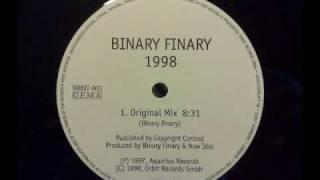 Binary Finary 1998 Original Mix
