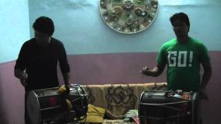 Bholu & Ravi Playing Chokdi