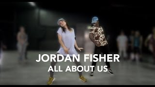 Jordan Fisher - All About Us | WilldaBEAST Adams Choreography