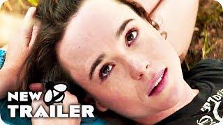 MY DAYS OF MERCY Trailer (2019) Ellen Page, Kate Mara Movie